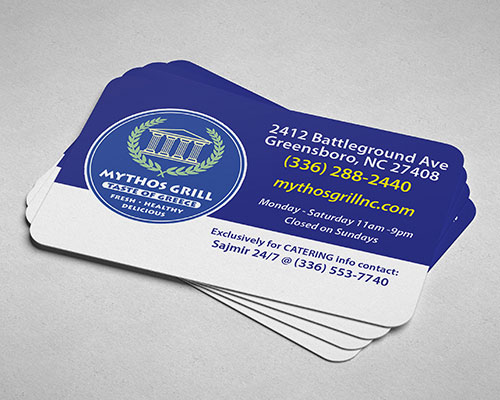 International printing design business cards previous reheart Image collections